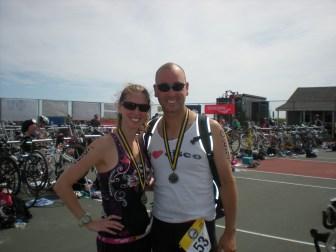 Nantucket Triathlon 2012