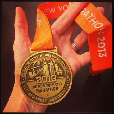NYC Medal
