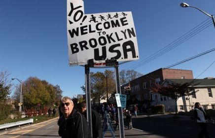Yeah Brooklyn! (photo credit wnyc.org)