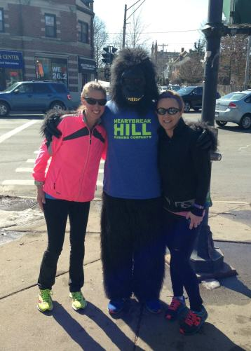 I'm sure Heartbreak Bill will be out for the 21 Miler